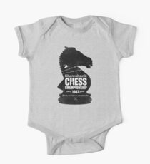 Shawshank Chess Comp One Piece - Short Sleeve