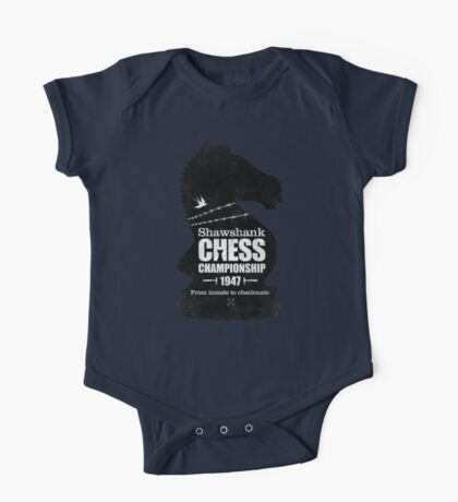 Shawshank Chess Comp Kids Clothes