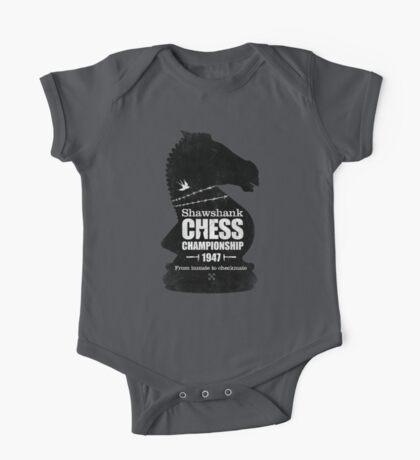 Shawshank Chess Comp Kids Clothes
