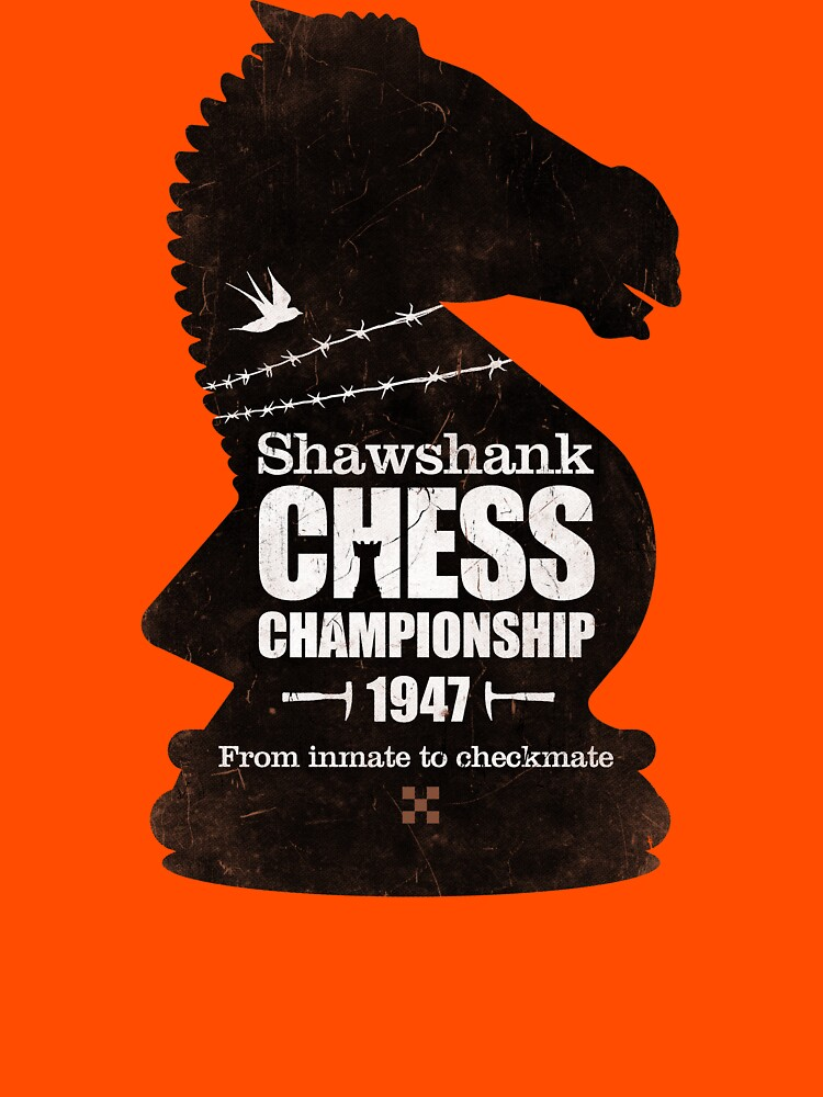 Shawshank Chess Comp | Unisex T-Shirt