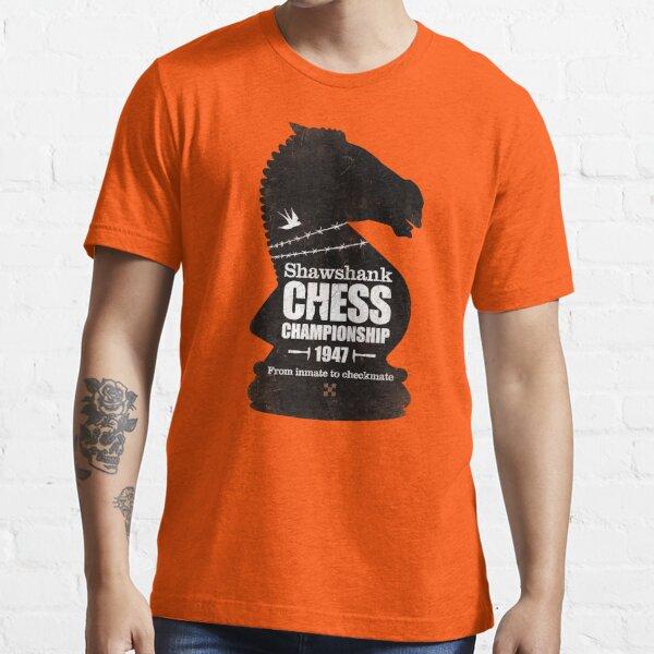 Shawshank Chess Comp Essential T-Shirt