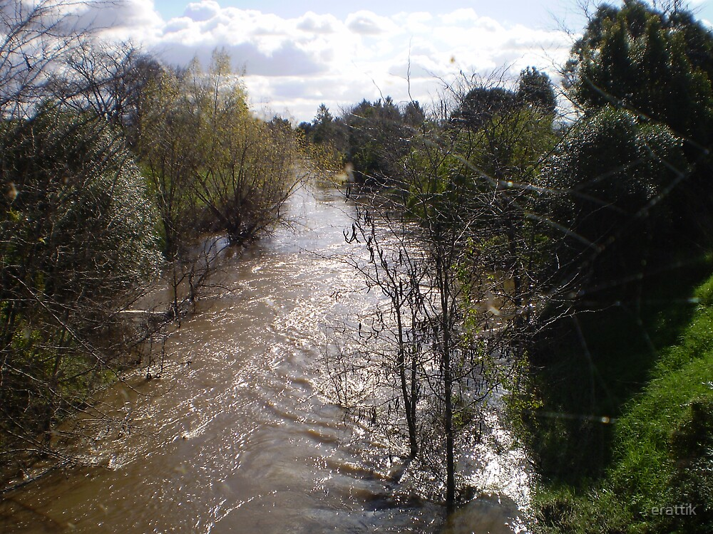 Maitland river by erattik