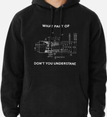 Sudadera con capucha Funny Engineering Camiseta - Mechanical Engineering T-shirt