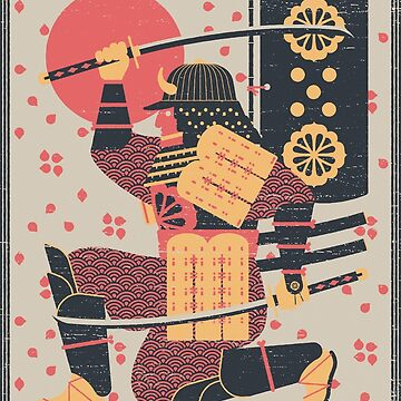 S is for Samurai by andbloom