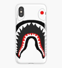 BAPE SHARK MOUTH iPhone Case/Skin