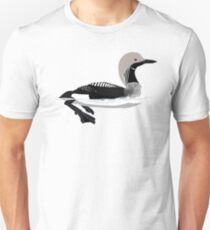 Arctic Loon (Black-throated Diver) Unisex T-Shirt