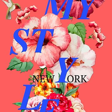 YOU LOVE MY STYLE NEW YORK by madison20th