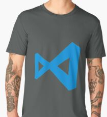 visual studio code Men's Premium T-Shirt