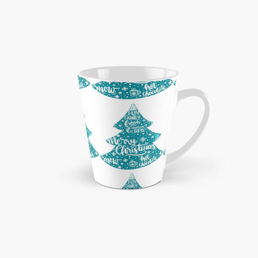 Merry Christmas! Holidays pattern design Mug