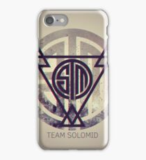 TSM Grunge iPhone Case/Skin