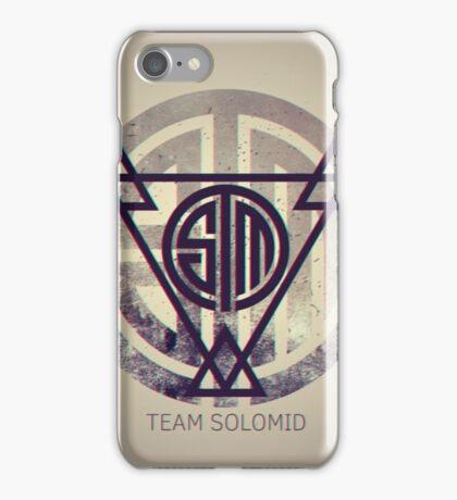 TSM Grunge iPhone Case/Skin