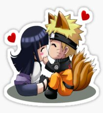 Naruto and hinata stickers redbubble naruto x hinata sticker voltagebd Images
