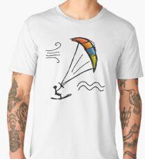 Kiteboarding Men's Premium T-Shirt