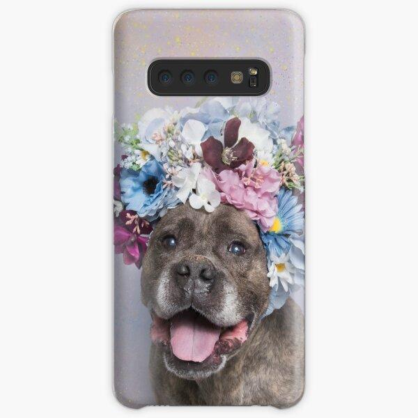 Flower Power, Rumple Samsung Galaxy Leichte Hülle