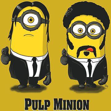 Pulp Minion by 2mzdesign