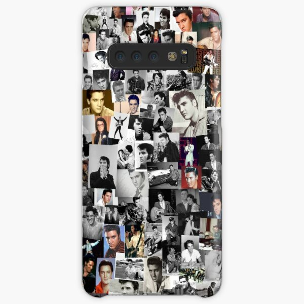 Elvis presley collage Samsung Galaxy Snap Case