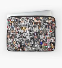 Elvis presley collage Laptop Sleeve
