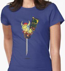 Trollshimitsu Women's Fitted T-Shirt