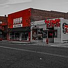 I See Red on Main Street by Rodney Lee Williams