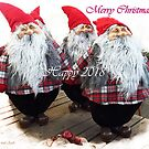 ...a season greeting-card from a small world...  by John44