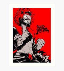 Eijiro Kirishima Art Print