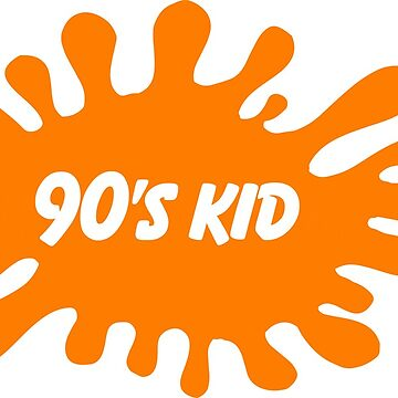 Nickelodeon 90's Kid by whermansehr