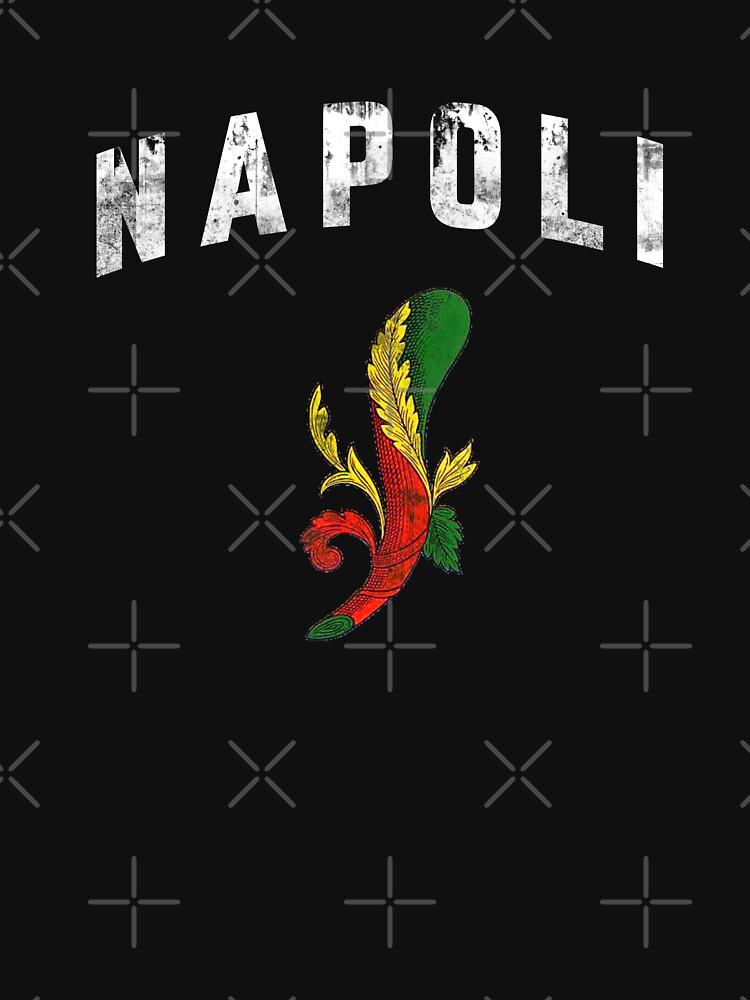 Napoli - Naples, Italy Italian Scopa Symbol by Vivara