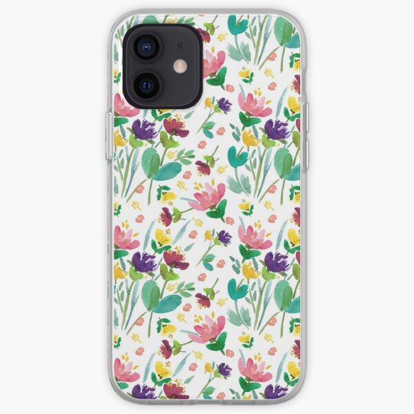 Pretty Posies iPhone Soft Case
