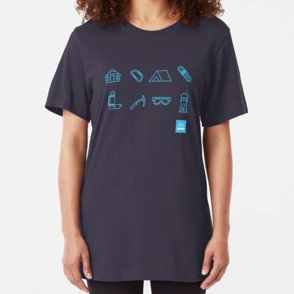 Mountaineering Icons Slim Fit T-Shirt