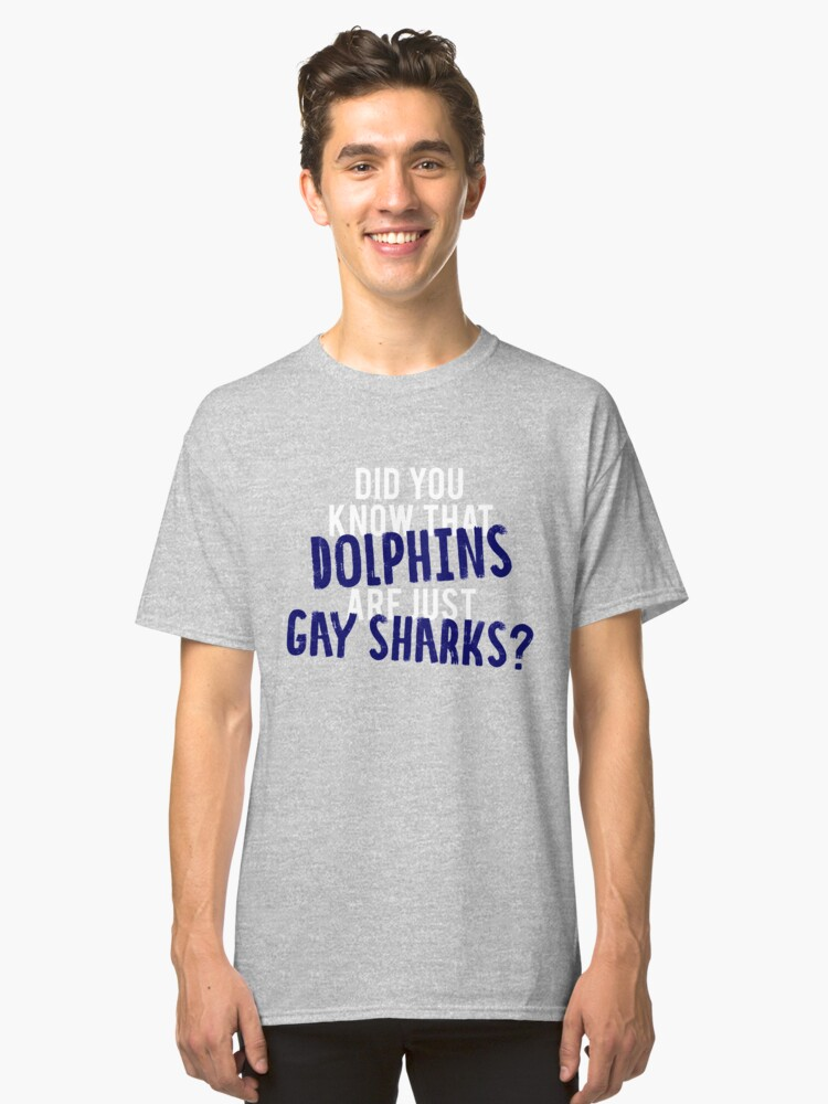glee Gay dolphins