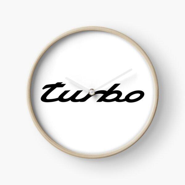 Porsche Turbo Horloge