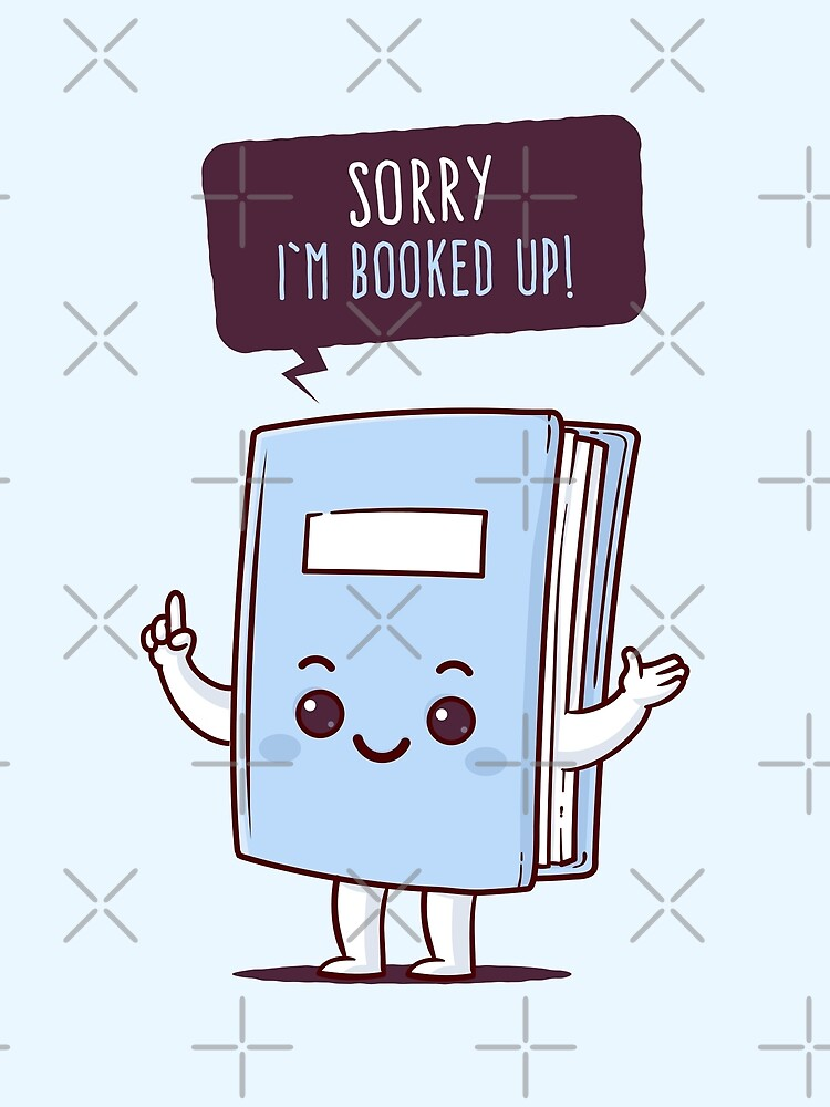 I am booked up by zoljo