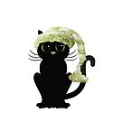Christmas Cat  by ibjennyjenny