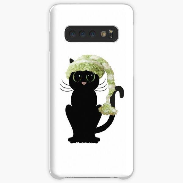 Christmas Cat  Samsung Galaxy Snap Case