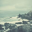 Blue Rock Beach by Conundrum Arts