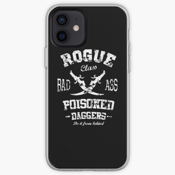 Rogue Class iPhone Soft Case