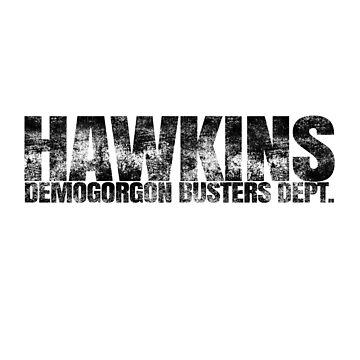 hawkins by martianred