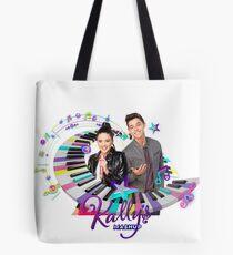Kally's mashup Tote Bag