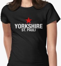 YSP RED STAR TEE Women's Fitted T-Shirt