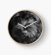 Puppy Bobo Clock