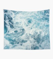 Sea Waves in the Ocean Tapestry