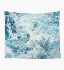 Meereswellen im Ozean Wandbehang