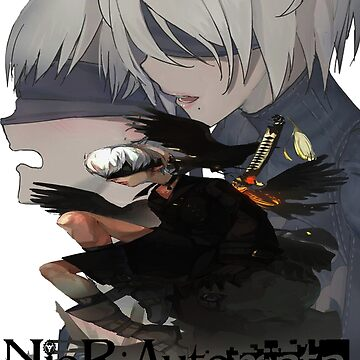 nier automata - hot design limited edition by ziouy