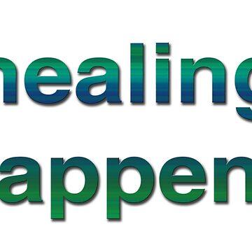 Healing Happens by LGBT-shirts