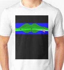 Pool side Deck chair Unisex T-Shirt