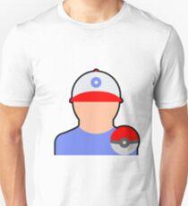 Pokemon master (white) T-Shirt