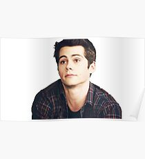 Dylan O'Brien is a puppy Poster