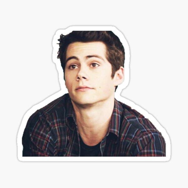 Dylan O'Brien is a puppy Sticker