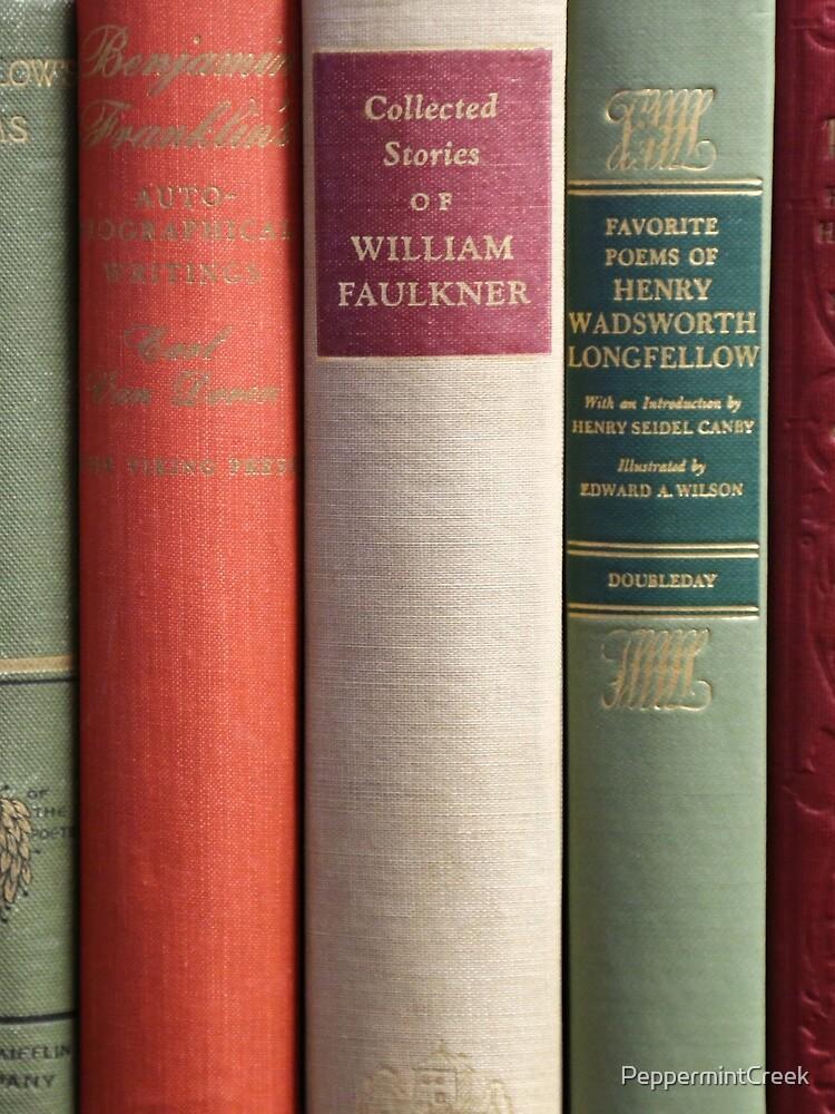 Alte Bücher von PeppermintCreek
