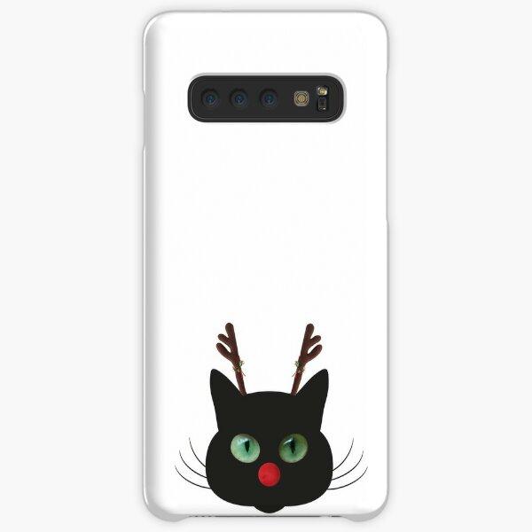 Rudolph Cat Samsung Galaxy Snap Case